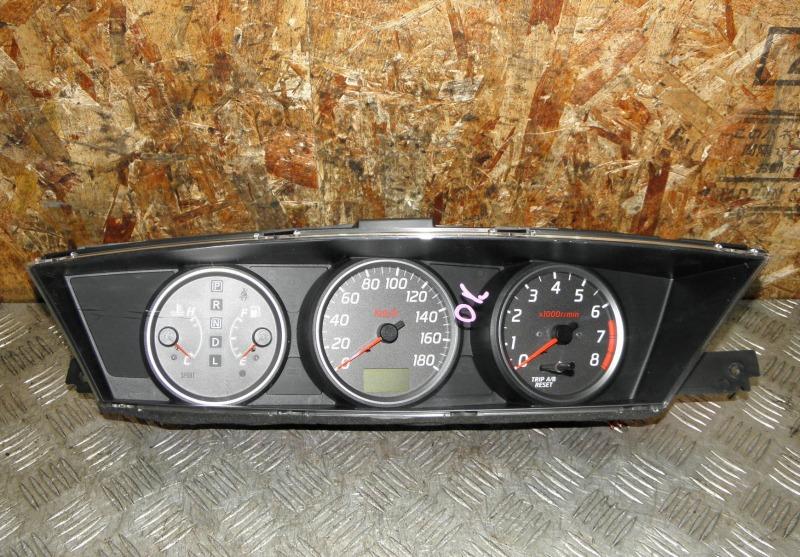 Щиток приборов Nissan Primera TP12 QR20DE 2001