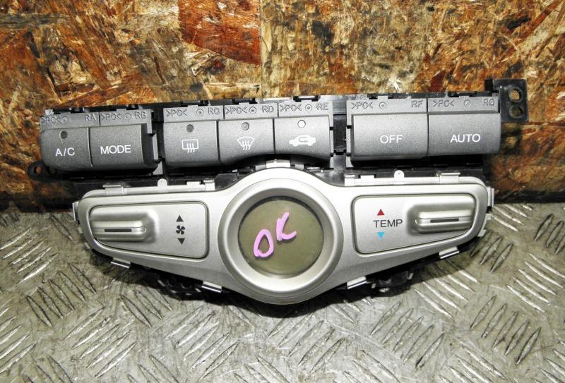 Блок управления климат-контролем Honda Fit GD1 L13A