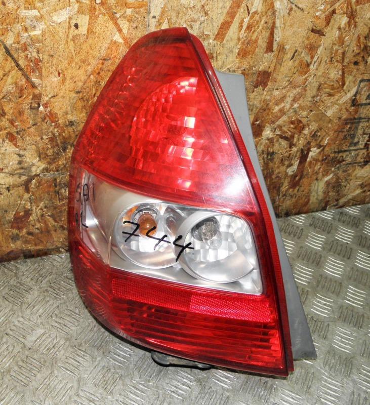 Стоп Honda Fit GD1 L13A задний левый