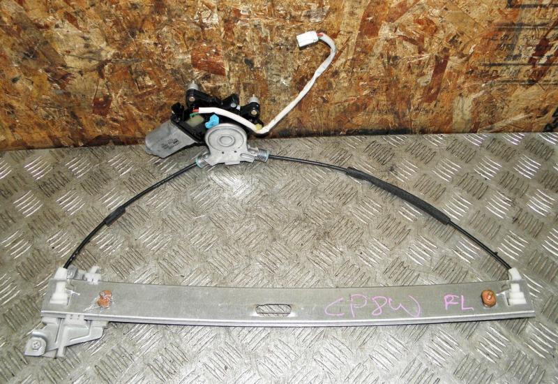 Стеклоподъемник Mazda Premacy CP8W FPDE 2003 передний левый