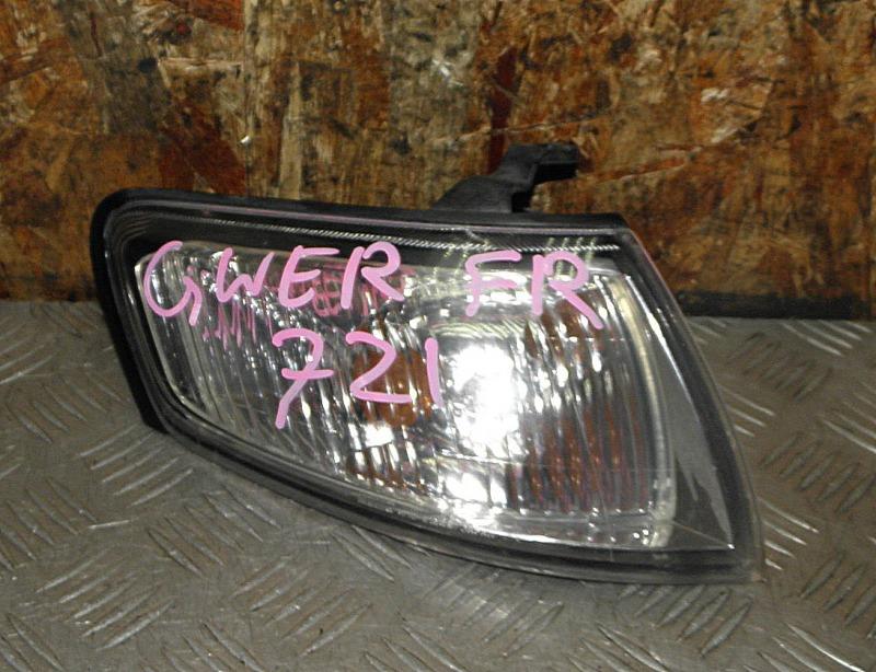 Габарит Mazda Capella Wagon GWER FS 1999 передний правый