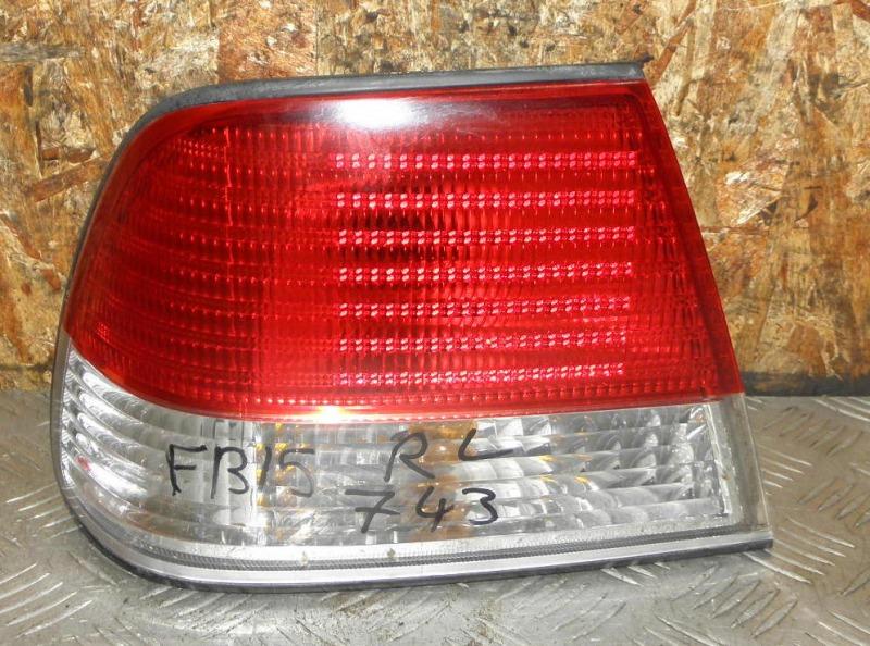 Стоп Nissan Sunny FB15 QG15DE 2000 задний левый