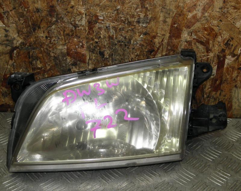 Фара Mazda Demio DW3W B3 2002 передняя левая