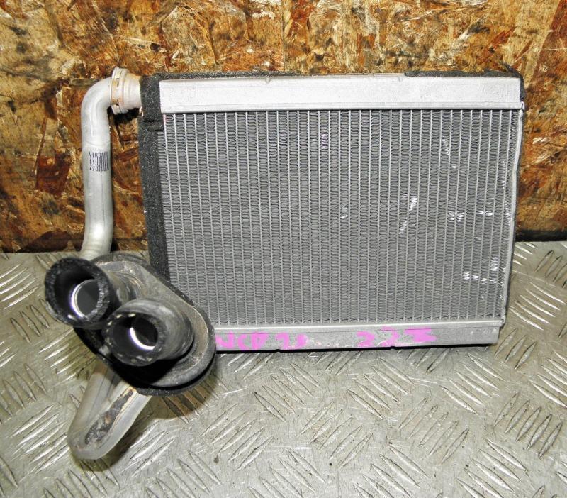 Радиатор печки Toyota Funcargo NCP20 2NZFE 2002