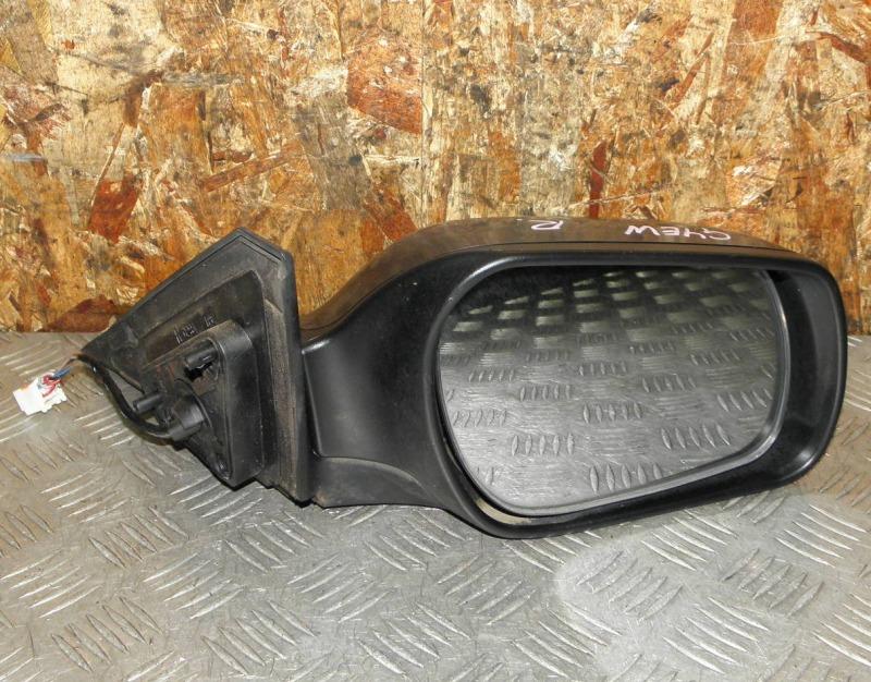 Зеркало Mazda Atenza Sport Wagon GY3W LFVE 2007 переднее правое