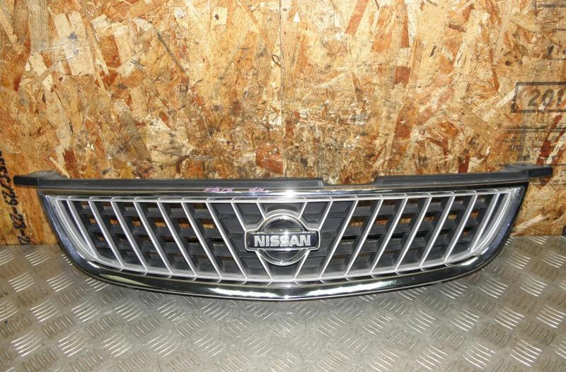 Решетка радиатора Nissan Sunny FB15 QG15DE 2000