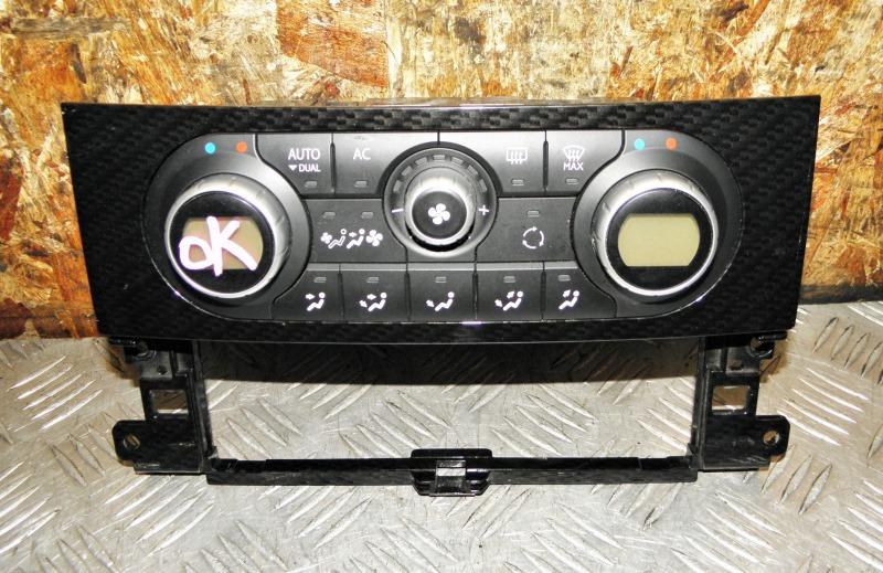 Блок управления климат-контролем Renault Koleos HY0C 2TR 2TR703 2011