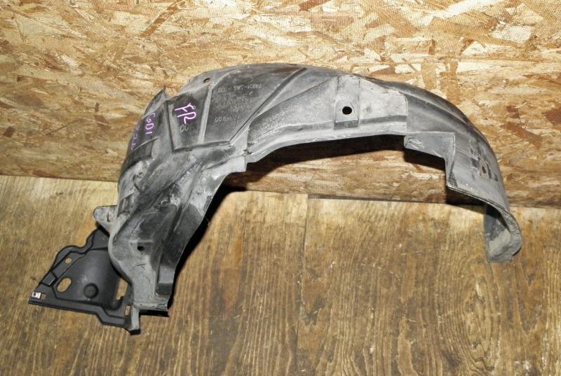 Подкрылок Honda Fit GD1 L13A передний правый