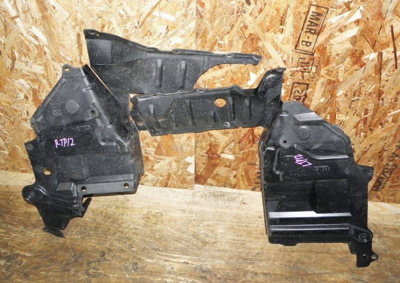 Защита двс Nissan Primera TP12 QR20DE 2001