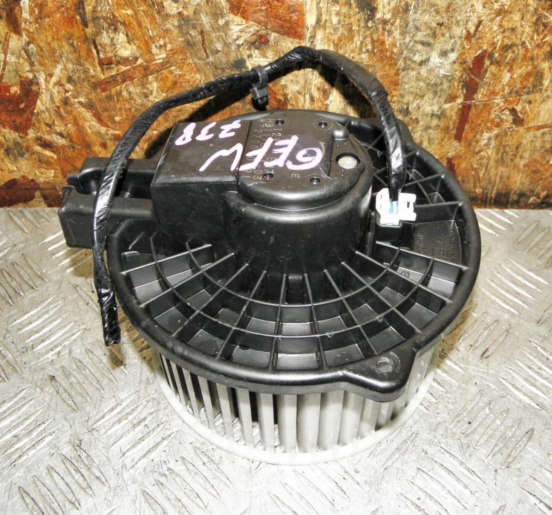 Мотор печки Mazda Atenza Sport Wagon GHEFW LFVD 2011