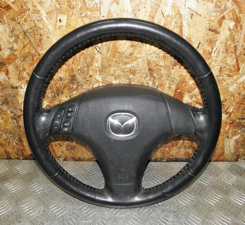 Руль Mazda Atenza Sport Wagon GYEW LFVE 2007