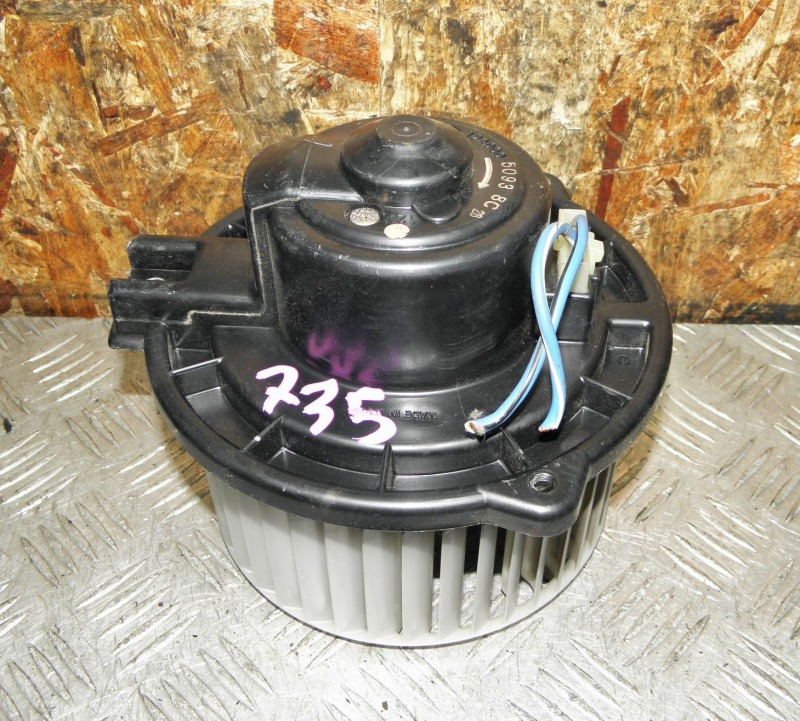 Мотор печки Mazda Mpv LW5W GY 2001