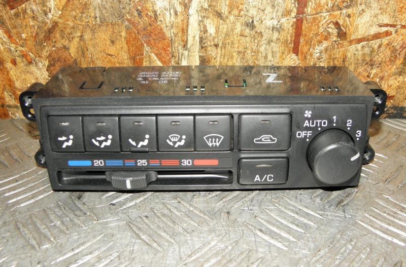 Блок управления климат-контролем Nissan Primera Camino HNP11 SR20DE 1995