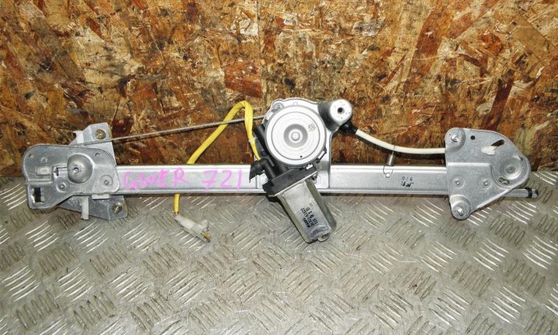 Стеклоподъемник Mazda Capella Wagon GWER FS 1999 передний правый