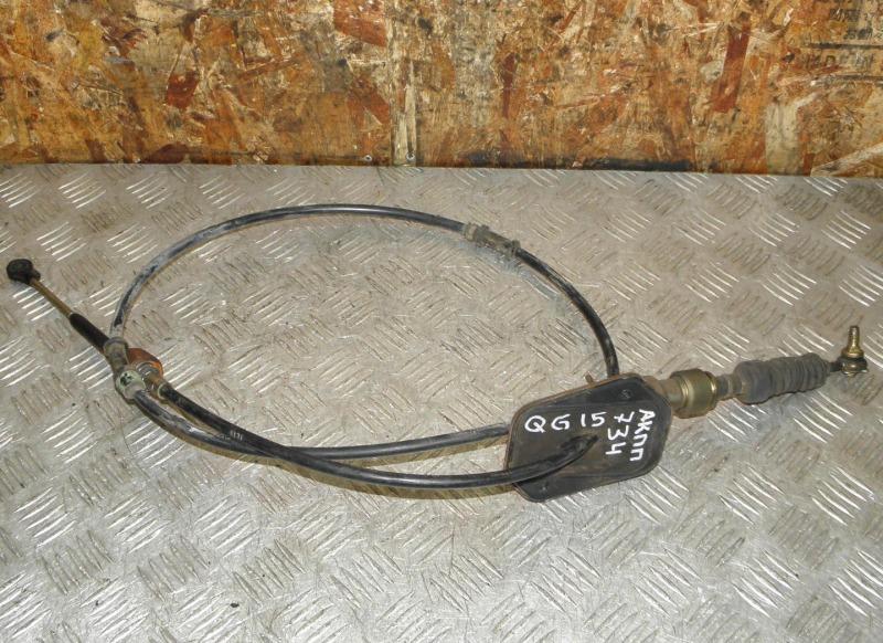 Тросик автомата Nissan Bluebird Sylphy FG10 QG15DE 2001