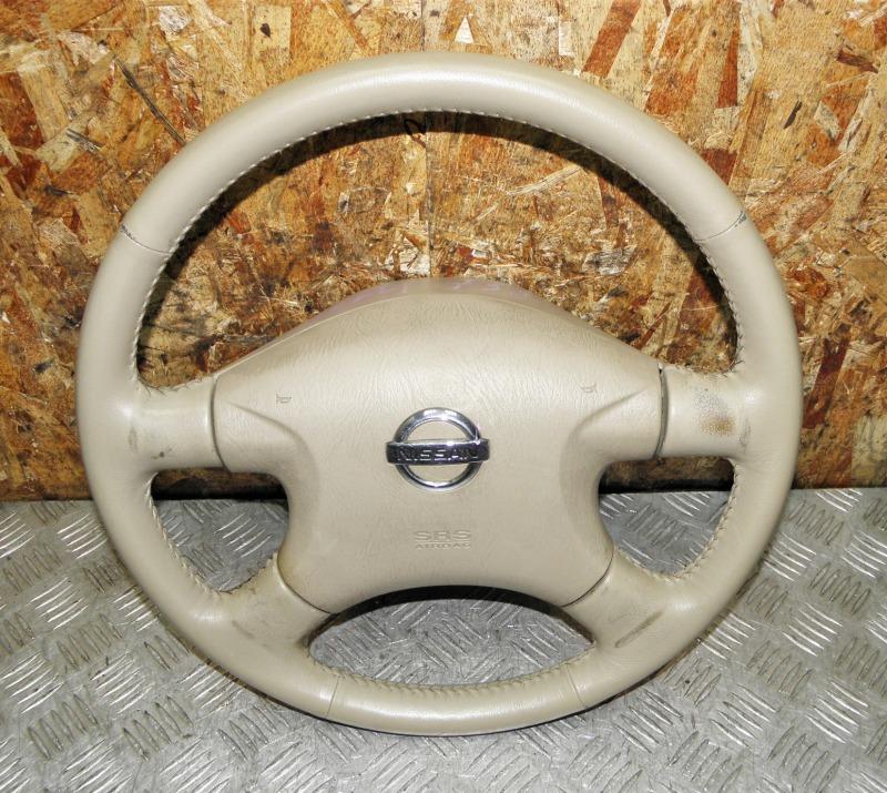 Руль Nissan Serena TC24 QR20DE 2003