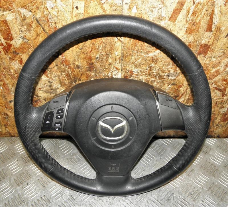 Руль Mazda Axela BKEP LFDE 2006