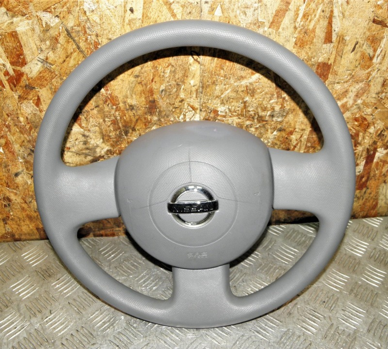 Руль Nissan March AK12 CR12DE 2004