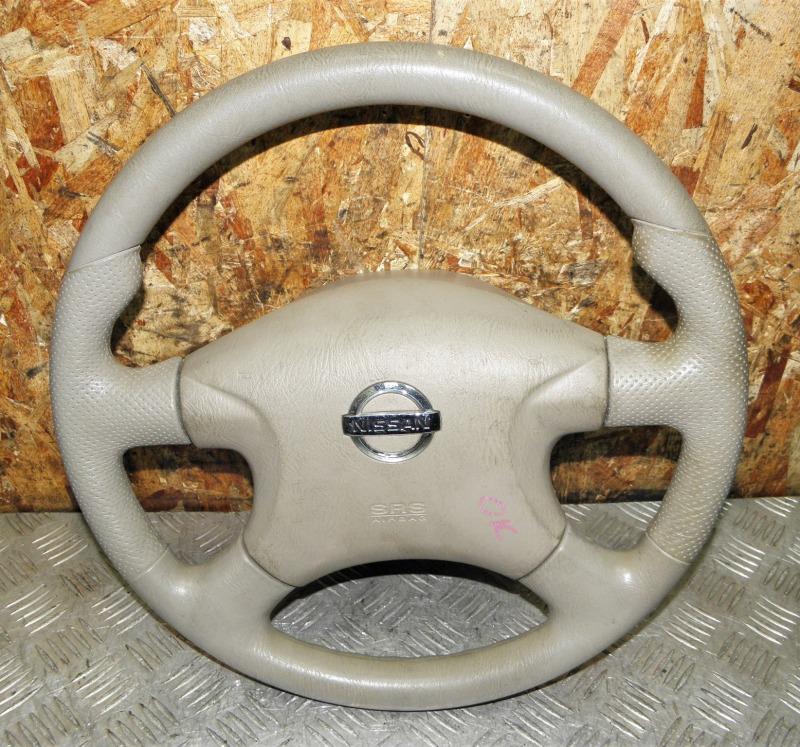 Руль Nissan Liberty RM12 QR20DE 2002