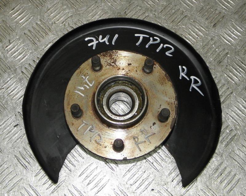 Ступица Nissan Primera TP12 QR20DE 2003 задняя правая
