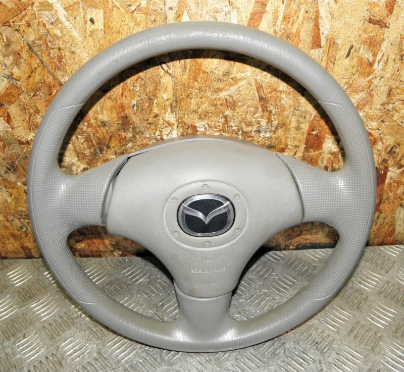 Руль Mazda Demio DW3W B3 2001