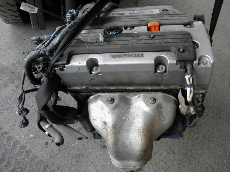 Двс Honda Accord CM3 K24A