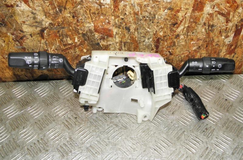 Блок подрулевых переключателей Mazda Axela BKEP LFDE 2006