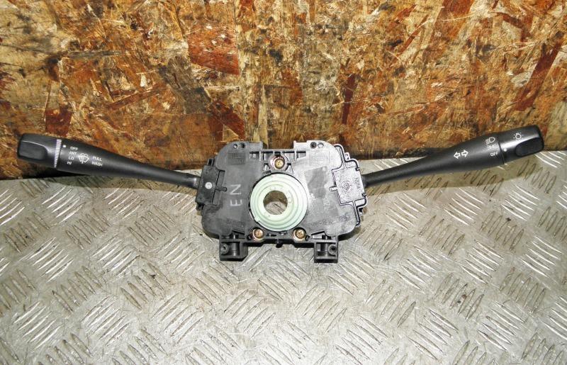 Блок подрулевых переключателей Nissan Bluebird Sylphy FG10 QG15DE 2001