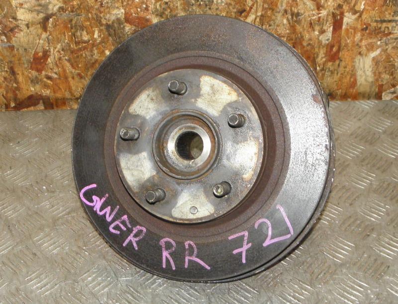 Ступица Mazda Capella Wagon GWER FS 1999 задняя правая
