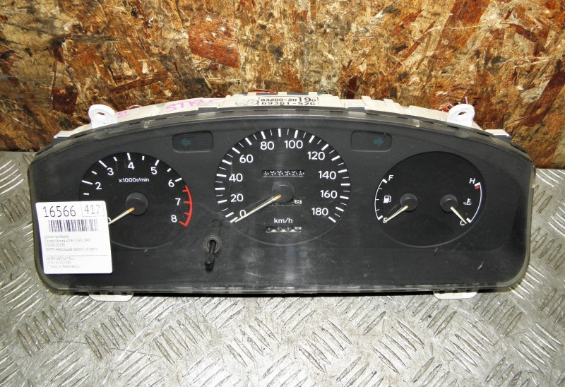 Щиток приборов Toyota Corona ST195 3SFE 1993