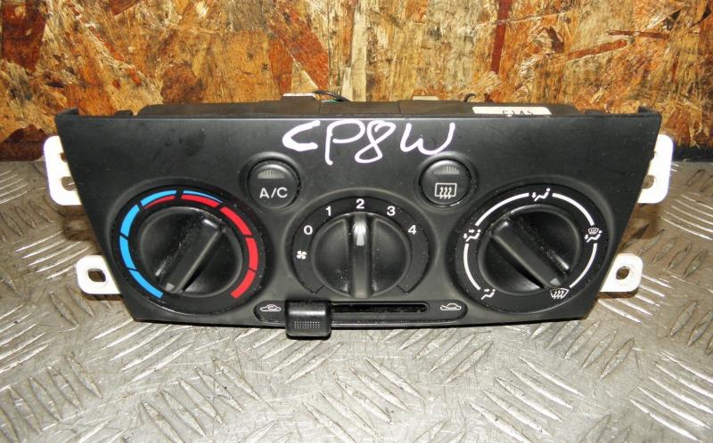 Блок управления климат-контролем Mazda Premacy CP8W FPDE 2002