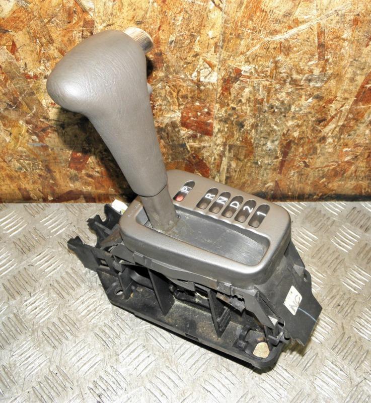 Селектор акпп Nissan Bluebird Sylphy FG10 QG15DE 2001