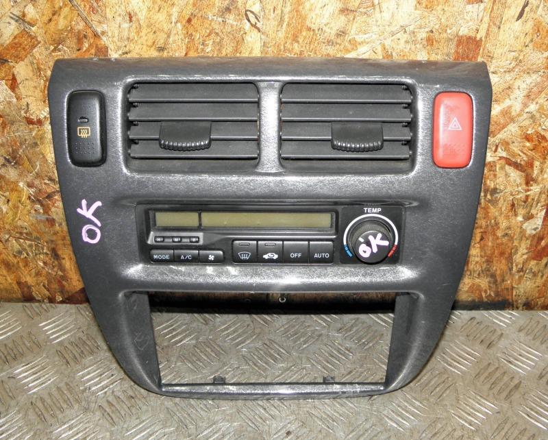 Блок управления климат-контролем Honda Hr-V GH4 D16A 2004