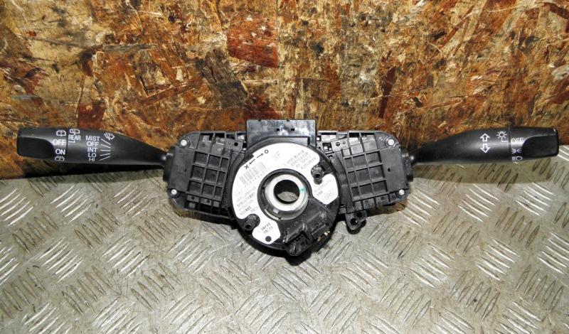 Блок подрулевых переключателей Honda Fit GD1 L13A
