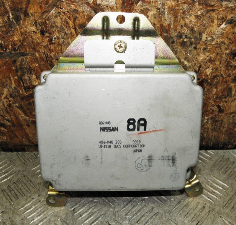 Блок управления efi Nissan Sunny FB15 QG15DE 2001