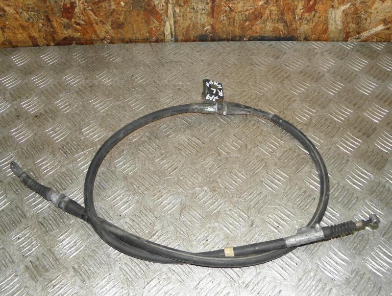 Тросик ручника Nissan Primera Camino HNP11 SR20DE 1995 задний левый