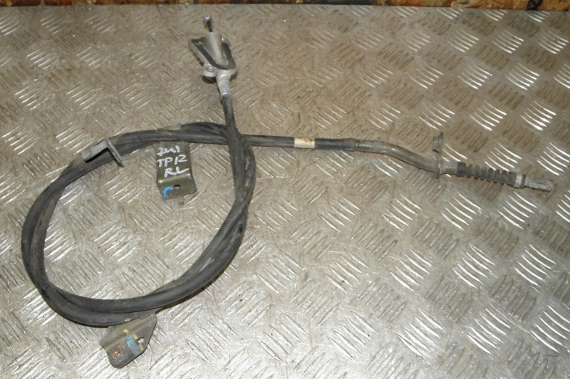 Тросик ручника Nissan Primera TP12 QR20DE 2003 задний левый