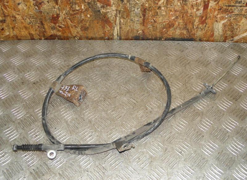 Тросик ручника Nissan Serena TC24 QR20DE 2003 задний левый