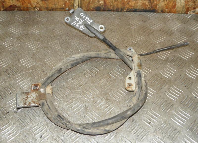 Тросик ручника Nissan Bluebird Sylphy FG10 QG15DE 2001 задний правый