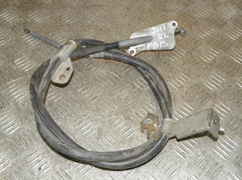 Тросик ручника Nissan Sunny FB15 QG15DE 2000 задний левый