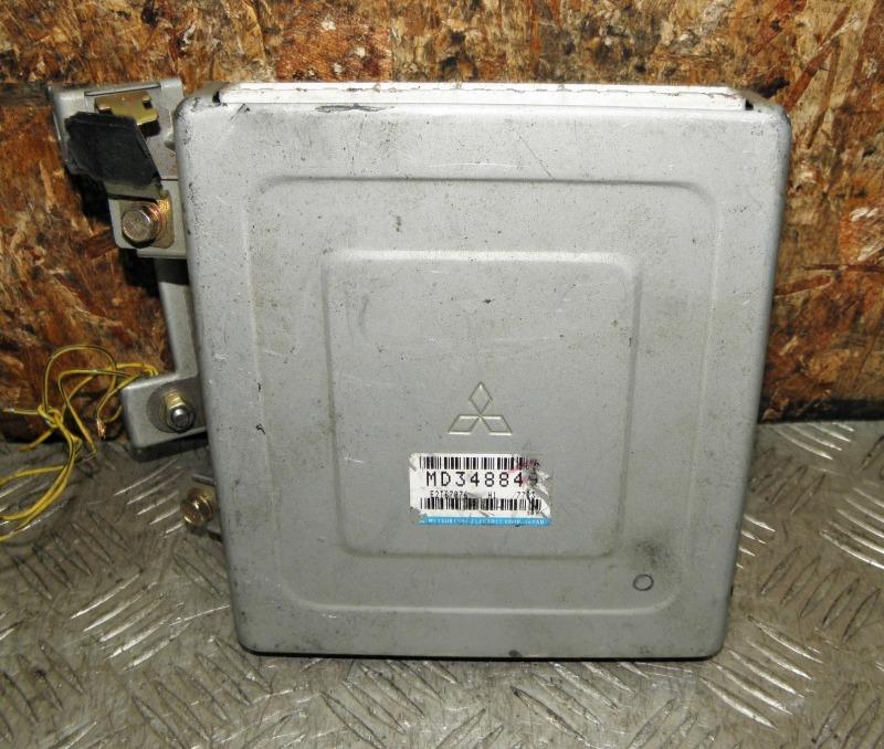 Блок управления efi Mitsubishi Galant EC1A 4G93