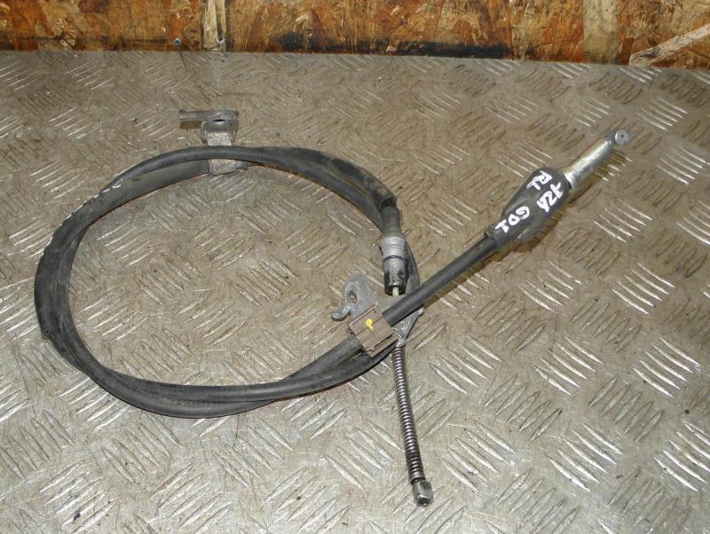 Тросик ручника Honda Fit GD1 L13A задний левый