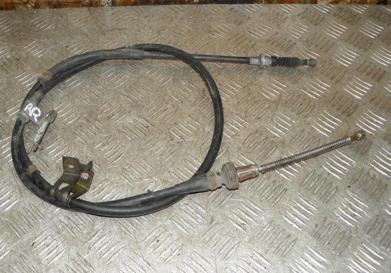 Тросик ручника Mazda Premacy CP8W FPDE 2003 задний правый