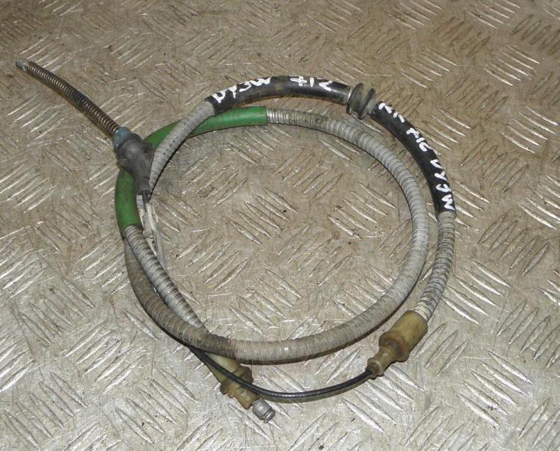 Тросик ручника Mazda Demio DY3W ZJVE 2003 задний правый