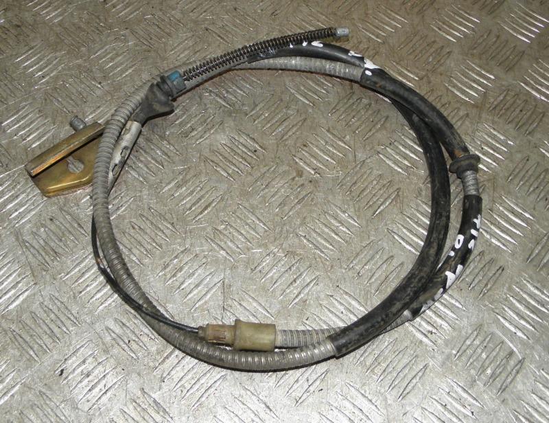Тросик ручника Mazda Demio DY3W ZJVE 2003 задний левый