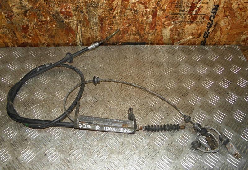 Тросик ручника Mazda Demio DW3W B3 2001 задний