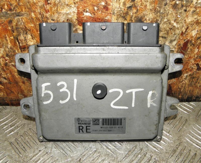 Блок управления efi Renault Koleos HY0 2TR 2TRA703