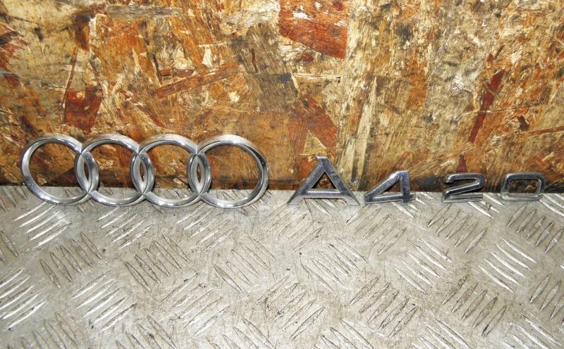Эмблема Audi A4 Avante B6 ALT