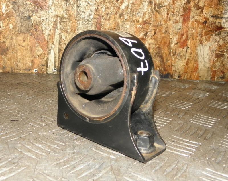 Подушка двигателя Toyota Caldina ET196 5EFE 2002 передняя