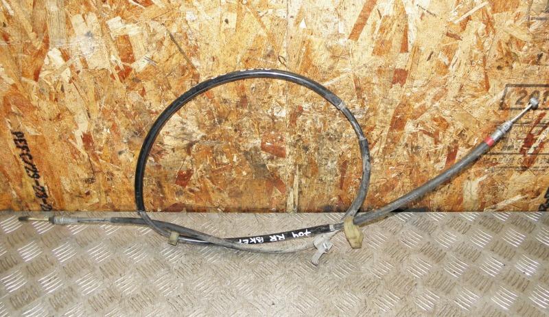 Тросик ручника Mazda Axela BKEP LFDE 2006 задний правый